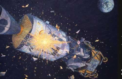 Аполлон 13, миссия выжить