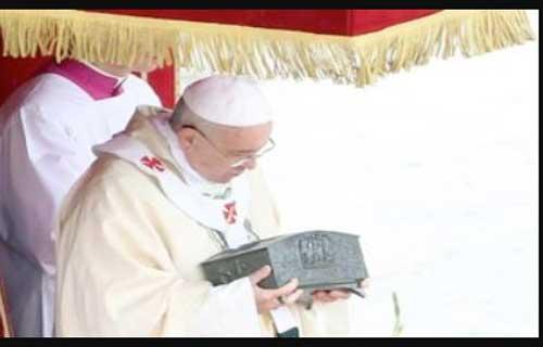 Заветные шкатулки Ватикана