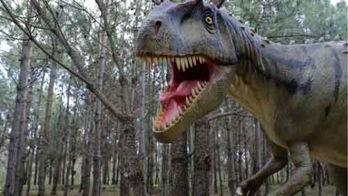 почему погибли могучие Динозавры