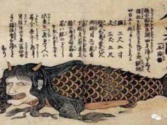 Японская русалка, реальное существо?