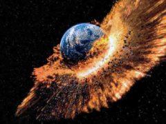 Конец света 23 апреля и важное послание с планеты Нибиру.