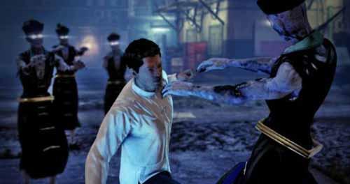 Цзян Ши, китайские вампиры