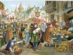 Несколько отвратительных, но интересных обычаев средневековья.