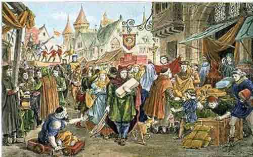 Интересные нравы и обычаи средневековья