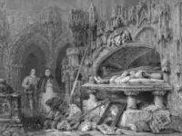 Склеп и кладбище считаются местом сна вампиров