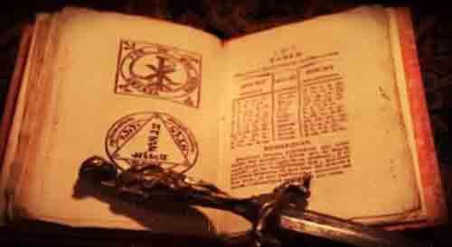 Арс Нотория, книга древних заветов