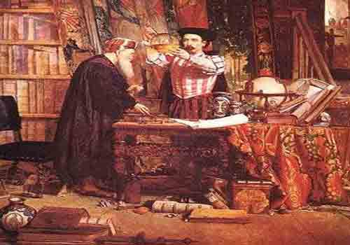 Магия алхимии и философский камень