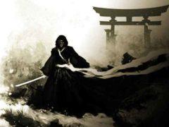 Когда приходит Синигами, бог смерти японского фольклора.