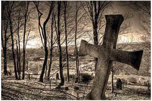 Верховный вампир с кладбища Хайгейт пришел из средневековья