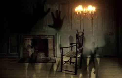 Живем ли мы в доме с привидениями и призраками