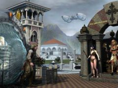 Атлантида, легенда затонувших континентов и древних цивилизаций.