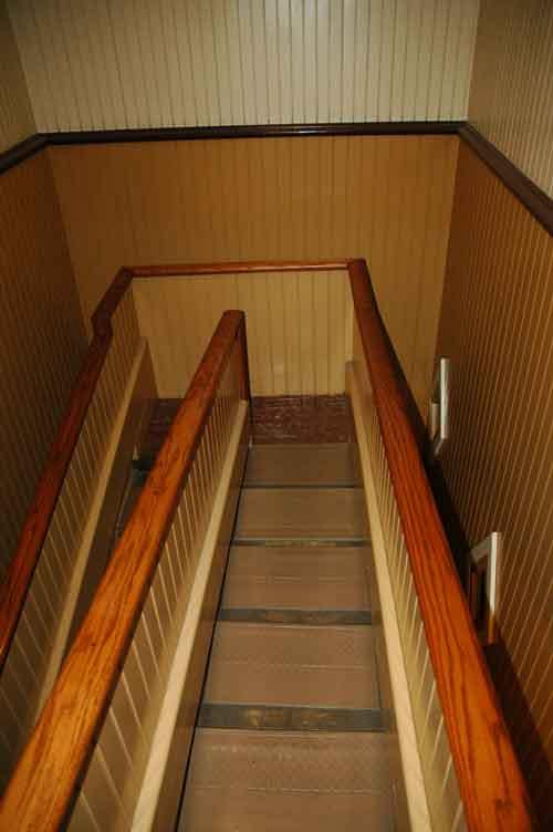 дом музей Винчестеров, лестницы