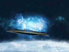 Вторжение инопланетян, похищенные в Бермудском треугольнике.