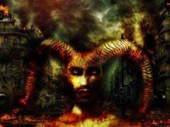 Кошмарные нападения демонов в мире сновидений.