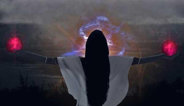 Колдовство - магические заклинания для манипулирования скрытой энергией