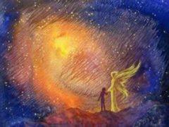 Религиозные мифы о сотворении мира и происхождении человека.