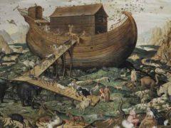 Ноев ковчег легенда и артефакт божественных технологий.