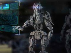Вторжение машин, искусственный интеллект может заменить человечество.