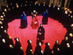 Мировые иллюминаты, тайные сообщества сил черной магии.