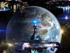 Объекты НЛО, внедрение инопланетян в сообщество людей.