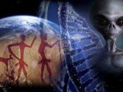 Инопланетяне с Плеяд на Земле.