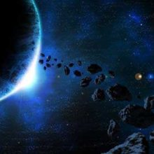 Гигантский астероид 2000 CH59 пройдет около Земли 26 декабря.