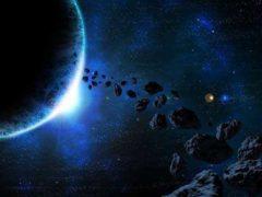 Предупреждение Стивена Хокинга, столкновение Земли с астероидом может уничтожить цивилизацию.