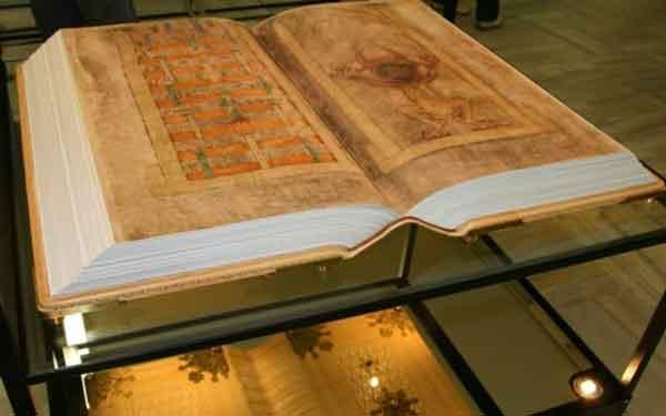 Библия дьявола, кодекс Гигаз