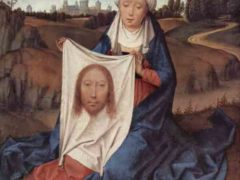 Плат святой Вероники, свидетельство сверхъестественного.