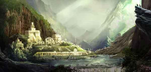 подземный мир древних городов может оказаться самой большой реальностью
