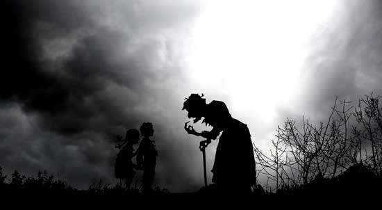 Баба Яга из прошлого человечества самый аномальный персонаж
