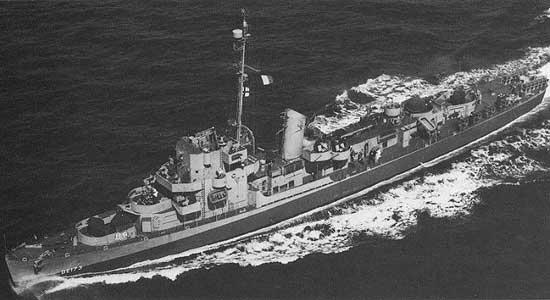 Филадельфийский эксперимент, телепортация эсминца Элдридж