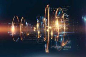 Магнитные линии силы, космические порталы между Землей и Солнцем.