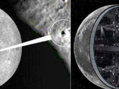 Миссия Аполлона 11, полет американцев на Луну.