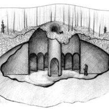 Долина смерти, гиблое место Вилюя.
