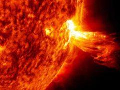Солнечные вспышки и магнитные бури, влияние на организм человека.