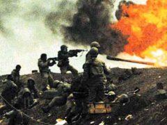 Мертвые солдаты продолжают воевать.