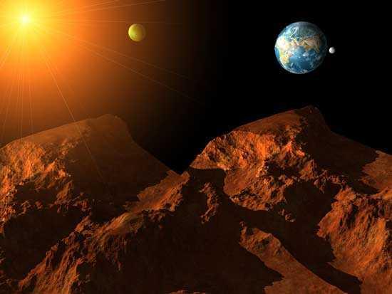 Была ли жизнь на Марсе