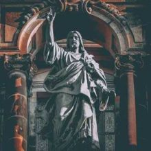 Второе пришествие Христа, знамение апокалипсиса.