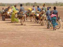 Глобальное изменение климата заставит людей мигрировать.