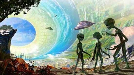 Кто Они, обитатели скрытого мира пустотелой Земли