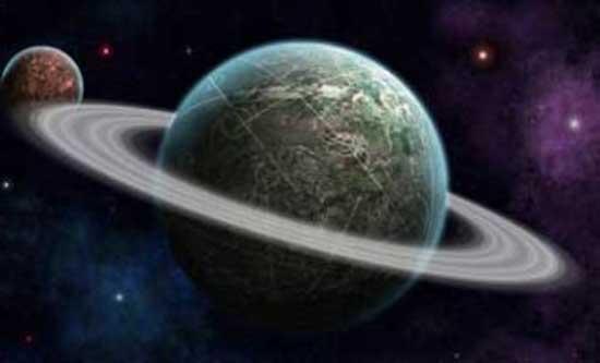 Планета Нибиру, мир неизвестной расы