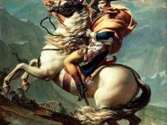 Призрак Наполеона в день своей смерти навестил мать.