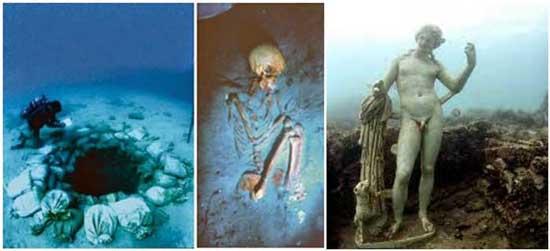 Сегодня Атлит-Ям одно из старейших затонувших поселений