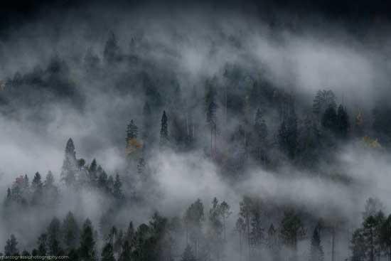 Укрытая туманом долина Хэйчжу поглотила много людей