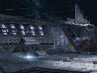 строительство лунного поселения будет вестись на дальней стороне Луны