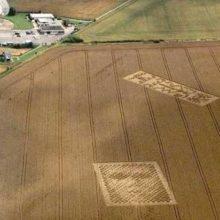 Круги на полях, сообщения инопланетян.